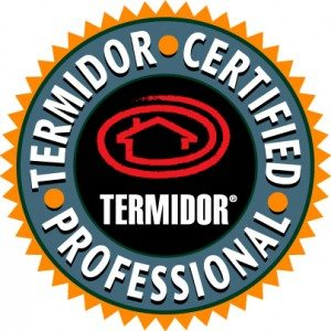 Termidor Certified Termite Control Professionals & Exterminator in Lexington, SC